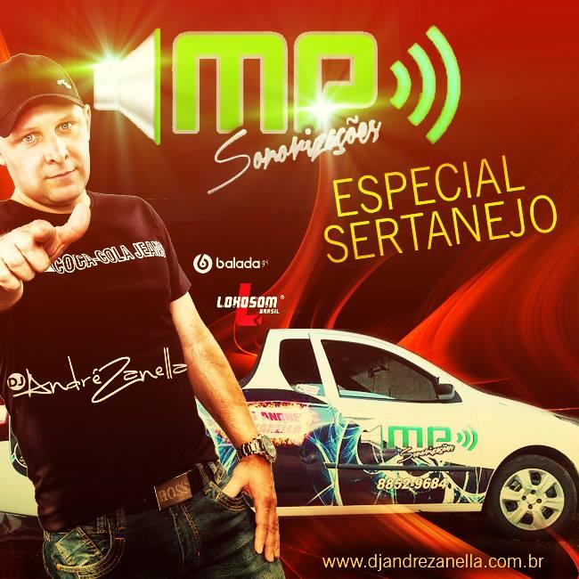 MP SONORIZAÇÕES - DJ ANDRE ZANELLA