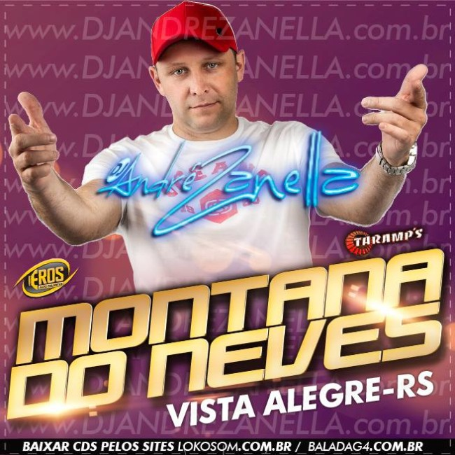 MONTANA DO NEVES - DJ ANDRE ZANELLA