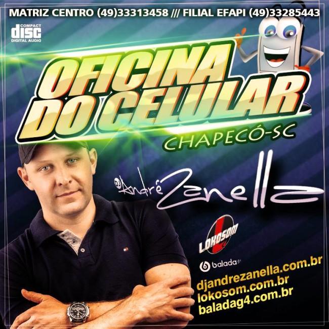 Oficina do Celular - Dj Andre Zanella