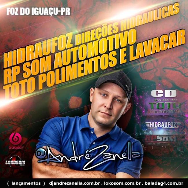 HIDRAUFOZ - DJ ANDRE ZANELLA