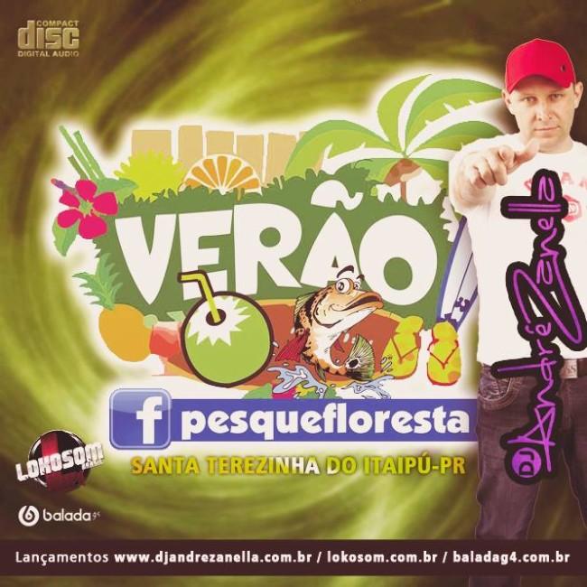 PESQUE FLORESTA - DJ ANDRE ZANELLA