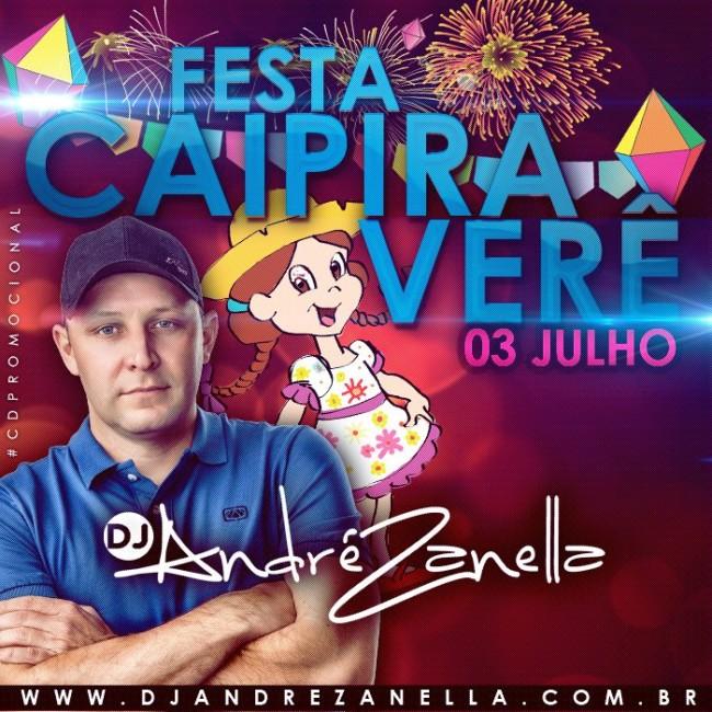 CAPA VERÊ DJ ANDRE ZANELLA