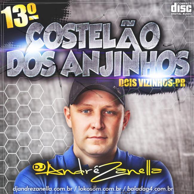 13º COSTELÃO DOS ANJINHOS - DJ ANDRE ZANELLA