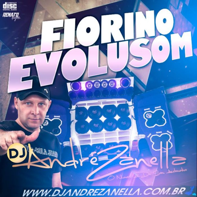 FIORINO EVOLUSOM CAPA DJ ANDRTE ZANELLA