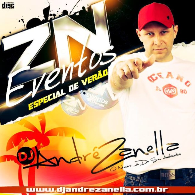 ZN EVENTOS DJ ANDRE ZANELLA CAPA