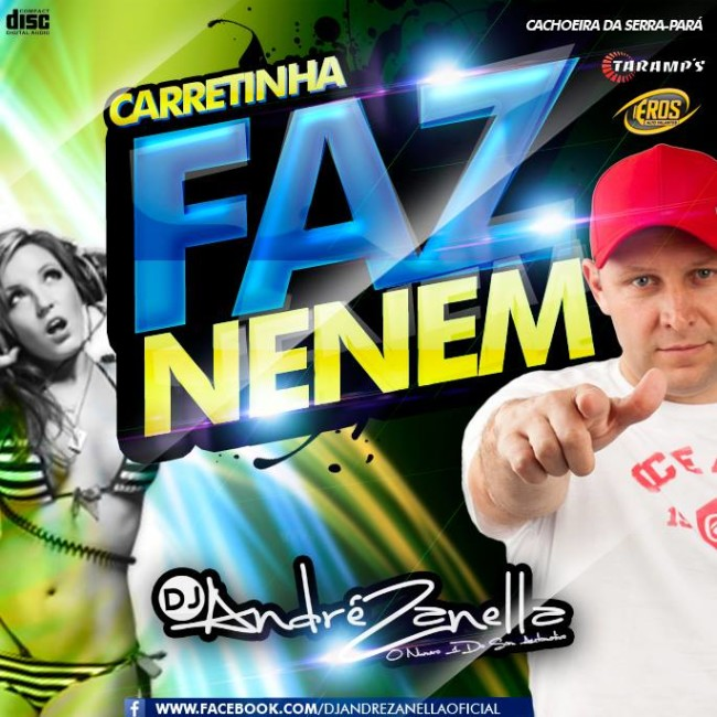 CAPA DO CD nenem