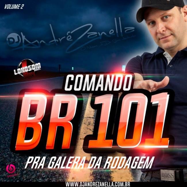 COMANDO BR 101 VOLUME 2 CAPA