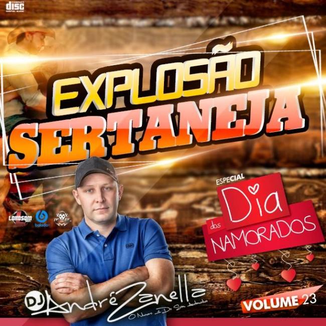 EXPLOSÃO SERTANEJA 23 DIA DO SNAMORADOS