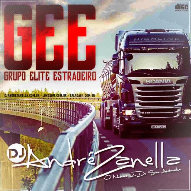 capa GEE -Dj Andre Zanella