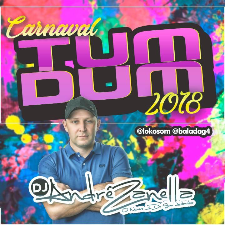 CARNAVAL TUM DUM CAPA 2018