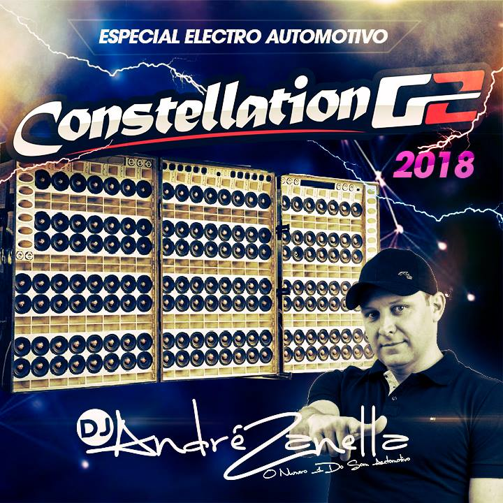 CINSTELLATION 2018 CD